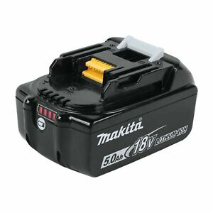 Makita-BL1850B-18-Volt-LXT-Lithium-Ion-5-0Ah-Battery