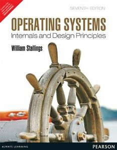 Operating Systems Internals And Design Principles 7th Ed By William Stallings Ebay