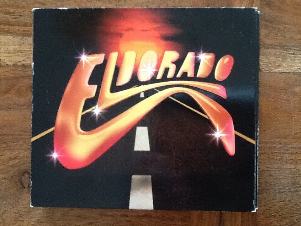 Diverse kunstnere; Ottowan, Europe m. fl.: Eldorado - 3 CD