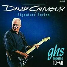 6 Sets GHS David Gilmour Signature Series Electric Guitar Strings Strat Blue