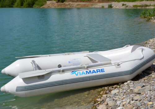 1 von 1 - VIAMARE Tender 250 T Sportboot / 240 kg Schlauchboot