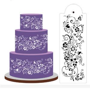 Brim-Mousse-Cookies-Fondant-Molds-Flower-Cake-Stencil-Decorating-Baking-Tool