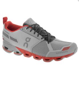 buy popular 0c019 a3e18 Details about New Men's ON Running CLOUD CLOUDFLYER Cloudtec Shoes  Glacier/Spice Gray h6p1