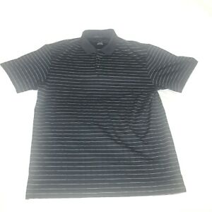 Nike-Tiger-Woods-Collection-Men-s-Dri-Fit-Striped-Golf-Polo-Shirt-Size-XL