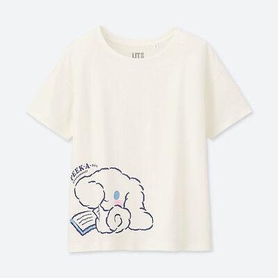 UNIQLO × Sanrio Character Cinnamoroll graphic T shirt (short sleeve) SHIP FREE