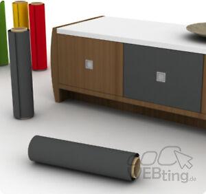 3m m belfolie bastelfolie folie plotterfolie klebefolie zb dunkelgrau ebay. Black Bedroom Furniture Sets. Home Design Ideas