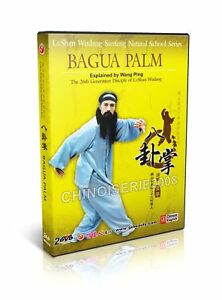 Chinese-Traditional-Kungfu-Lvshan-Wudang-Bagua-Palm-Part-I-II-by-Wang-Ping-2DVDs