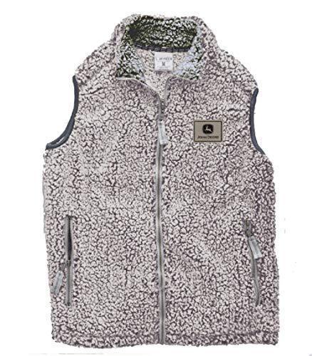 John Deere Sherpa Super Soft Vest