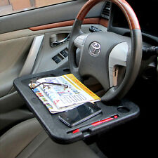 Portable Eat Notebook GPS Laptop Desk Computer Steering Wheel Tray Table Kids