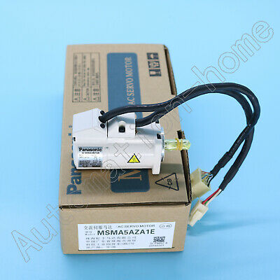 1pc Panasonic Servo Motor MSMA012A1C One Year for sale online