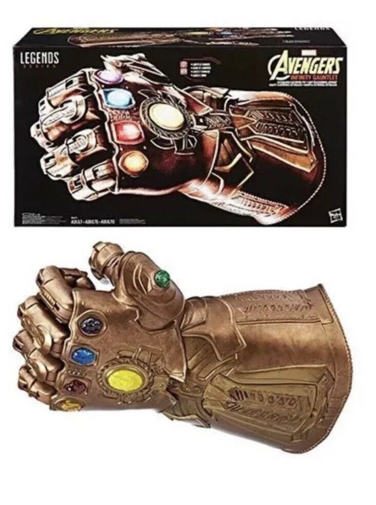 NIB Marvel Legend Avengers INFINITY GAUNTLET Thanos Hasbro IN HAND READY TO SHIP