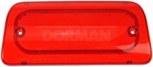 Center High Mount Stop Lamp Lens Dorman 923-900