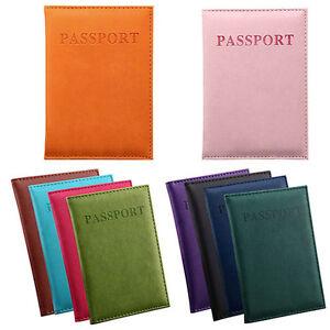 Reisepass-ID-Kreditkartenetui-Schutzhuelle-Organizer-Leder