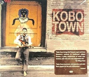 Kobo-Town-Jumbie-In-The-Jukebox-BRAND-NEW-Sealed-CD-Album