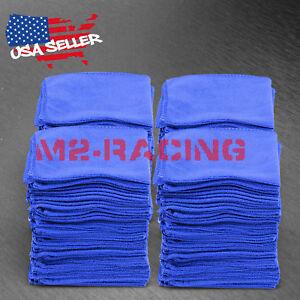 Microfiber-Cleaning-Cloth-Towel-Rag-Car-Polishing-No-Scratch-Auto-Detailing