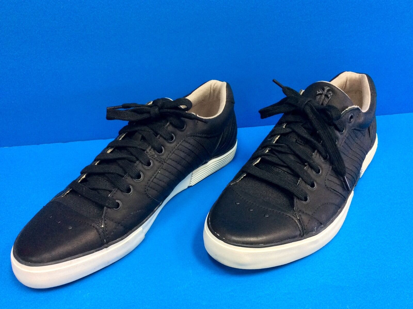 LOUNGE BY MARK NASON FASHION MAN'S LEATHER TENNIS 41.5 Schuhe SIZE 8.5 USA 41.5 TENNIS EURO b8fa3f