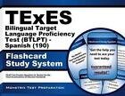 TExES Bilingual Target Language Proficiency Test (btlp.. 9781627339377 Cards