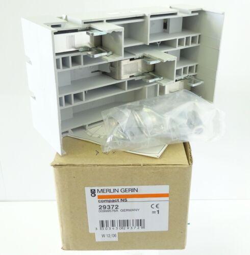 MERLIN GERIN Compact NS Adapterplatte Adapter Plate 29372 SCHNEIDER LAGERRÄÜMUNG