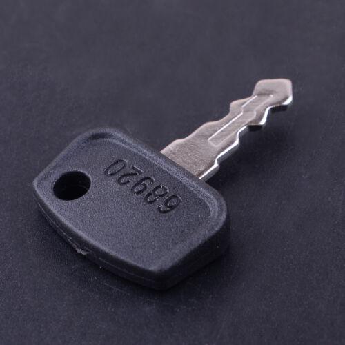 PL501-68920 Zündschlüssel passt für Kubota BX25 BX1850 BX2350 GR RTV900 G//R//T ZD
