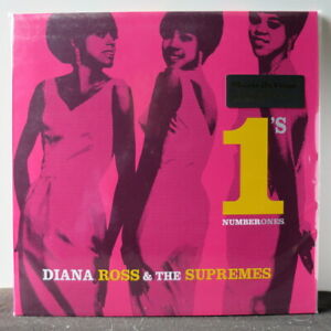 DIANA-ROSS-amp-THE-SUPREMES-039-No-1s-039-Audiophile-180g-Vinyl-2LP-NEW-SEALED