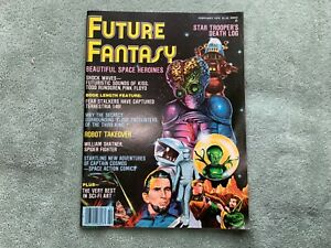 Future-Fantasy-Magazine-Number-1-February-1978-Shatner-Star-Wars-Buck-Rogers