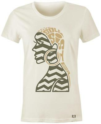 "/""SOLE SISTER 2 Power/"" Women//Juniors T-Shirt to Match Retro /""HOT PUNCH/"" 4/'s"