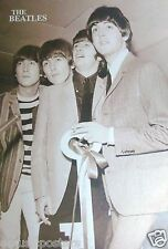 "BEATLES ""YOUNG SHOT OF THE MOP-TOPS BEING INTERVIEWED"" POSTER FROM ASIA"