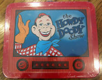 Hallmark School Days Lunch Box The Howdy Doody Show