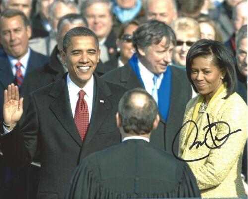 Barack Obama 8x10 Signed Photo Autographed REPRINT