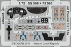 EDUARD 1/72 JET PROVOST T.3 / T.3A Etch PER AIRFIX #ss566