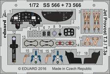Eduard 1/72 Jet Provost T.3/T.3a etch for Airfix # SS566
