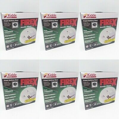 kidde 12060 Hardwired Smoke Alarm-8 PACK