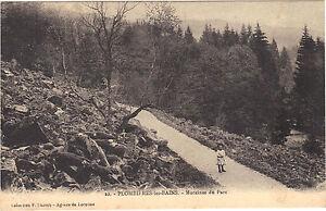 88-cpa-PLOMBIERES-Moraines-du-parc-1592