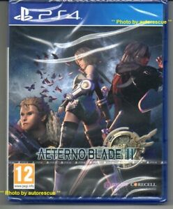 Aeternoblade-II-2-034-NUOVO-amp-Sealed-039-PS4-quattro