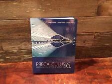 NEW Precalculus : Mathematics for Calculus Redlin (2011, Hardcover, 6th Edition)