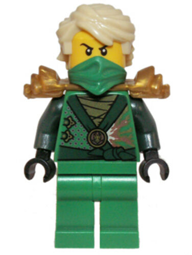 LEGO 70722 - NINJAGO - Techno Lloyd - Mini Mini Mini Fig   Mini Figure bf47b7