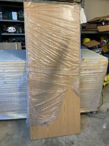 JELD-WEN WHITE OAK FOIL FLUSH 40mm  2040 x 826 mm new sealed