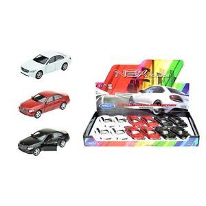Maqueta-de-coche-mercedes-benz-e400-e-Klasse-Limousine-aleatoria-color-auto-1-34-39