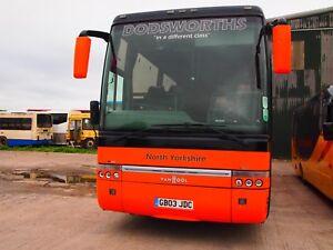 2003 DAF SB4000 Van Hool T9 49 seat exec