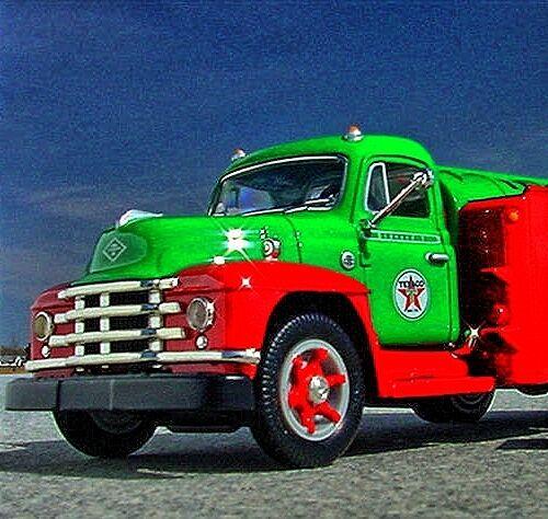 LAST LOS ANGELES TEXACO 1955 1955 1955 DIA. T Tanker - First Gear fb525a