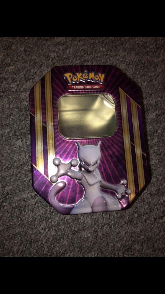 Pokemon kort dåse, Pokemon kor, kortspil