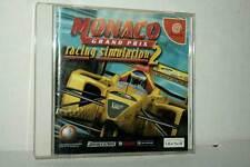 MONACO GRAND PRIX RACING SIMULATION 2 USATO DREAMCAST EDIZIONE JAPAN VBC 46046