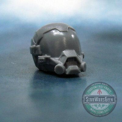 "MH408 Custom Cast MCU Vulture head for use w// Marvel Universe 3.75/"" figures"