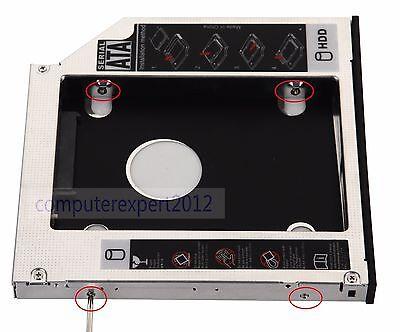 SATA 2nd Hard Drive HDD SSD Caddy for Samsung Np300v5a A06us Np300v5a A0eu A08us