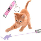 Interactive Led Training Funny Cat Pet Play Toy Projection Pen Mouse Animation