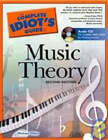 The Complete Idiot's Guide to Music Theory, 2nd Edition by Michael Miller (Paperback, 2005)