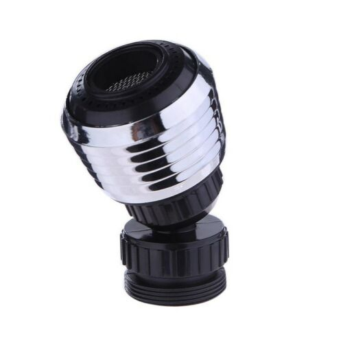 360° Swivel Kitchen Faucet Filter Aerator Water Bubbler  Head Saving Tap
