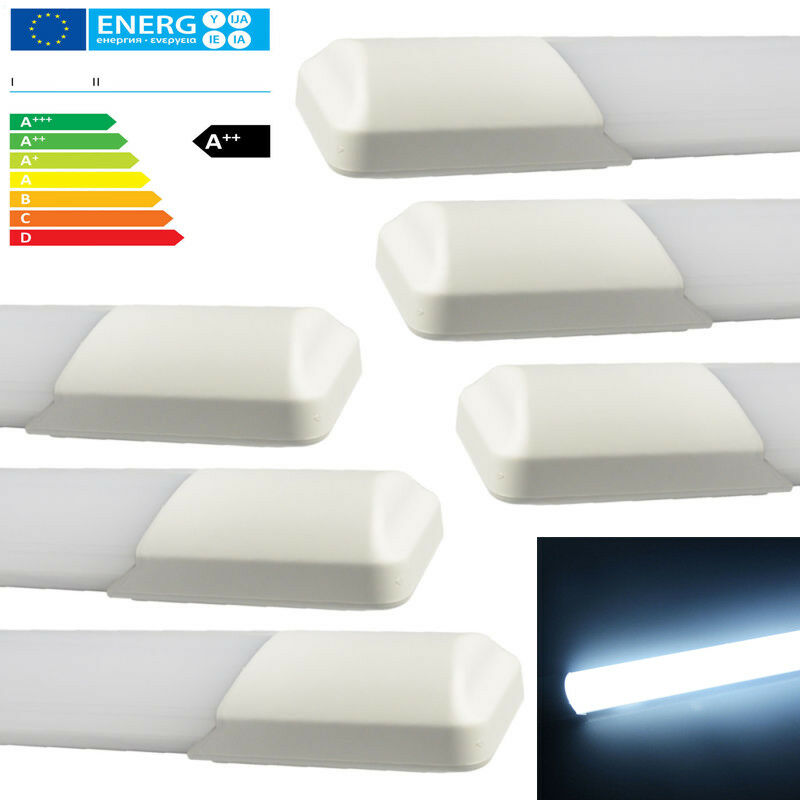 10 20 30x 120cm 4ft 36W LED Plafond Tube Spot Lampe 6000K-6500K Haute luminosité