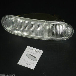 VW-NEW-BEETLE-98-05-CLEAR-FRONT-INDICATOR-REPEATER-LIGHTS-N-S-LEFT-PASSENGER