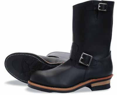 Red Wing 2268 Steel Toe Engineer Boots
